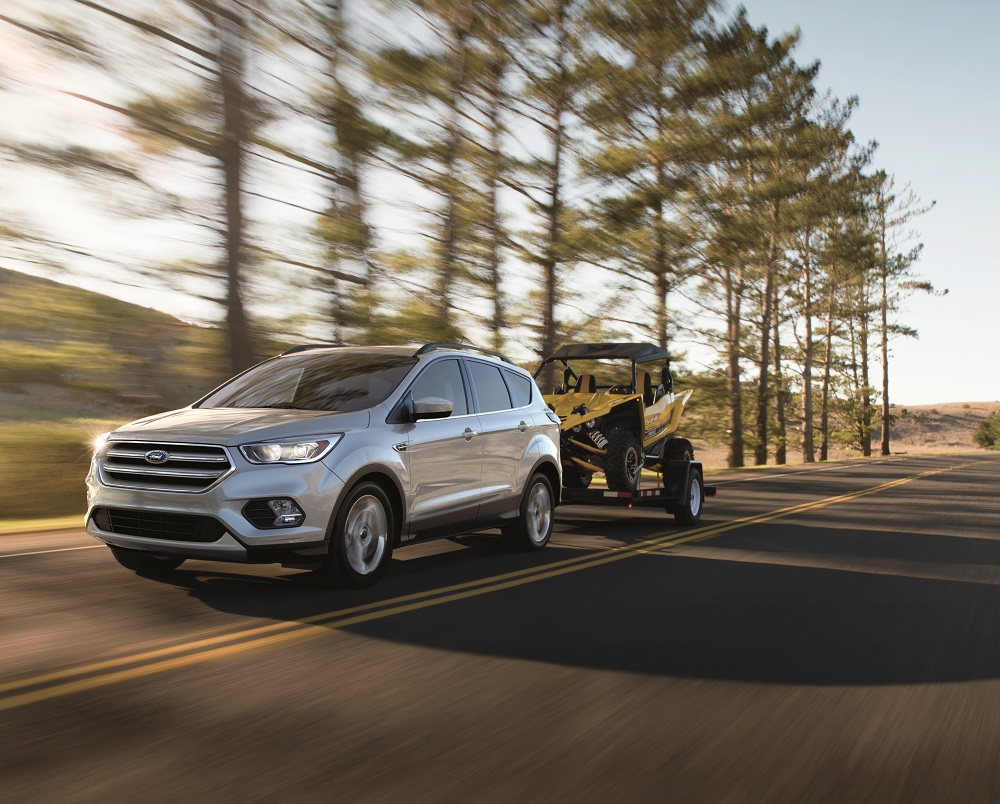 2019 Ford Escape vs RAV4 Power and Performance