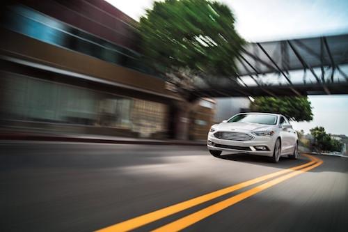 2018 Ford Fusion Titan