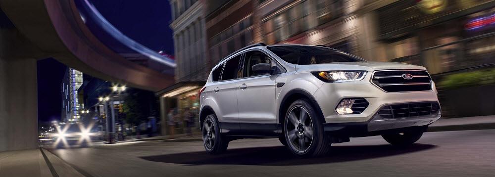 2019 Ford Escape vs Honda CR-V