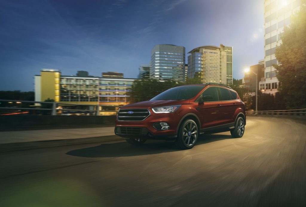 Ford Escape Lease near Lewisville TX