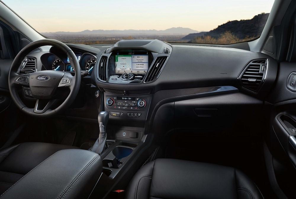 2019 Ford Escape Interior Technology