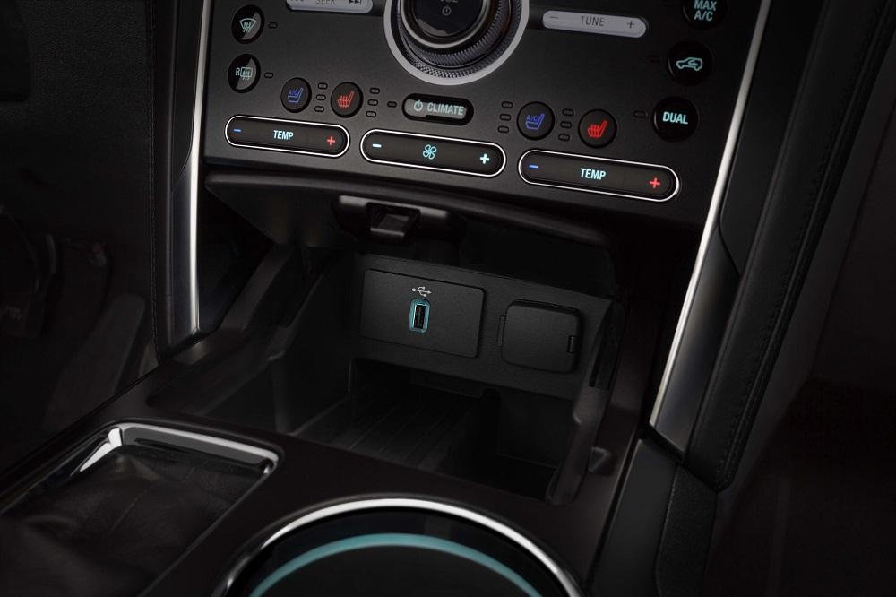 2019 Ford Explorer Technology