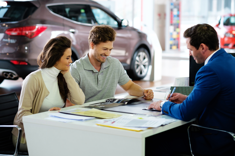 Financing at Our Used Car Dealerships