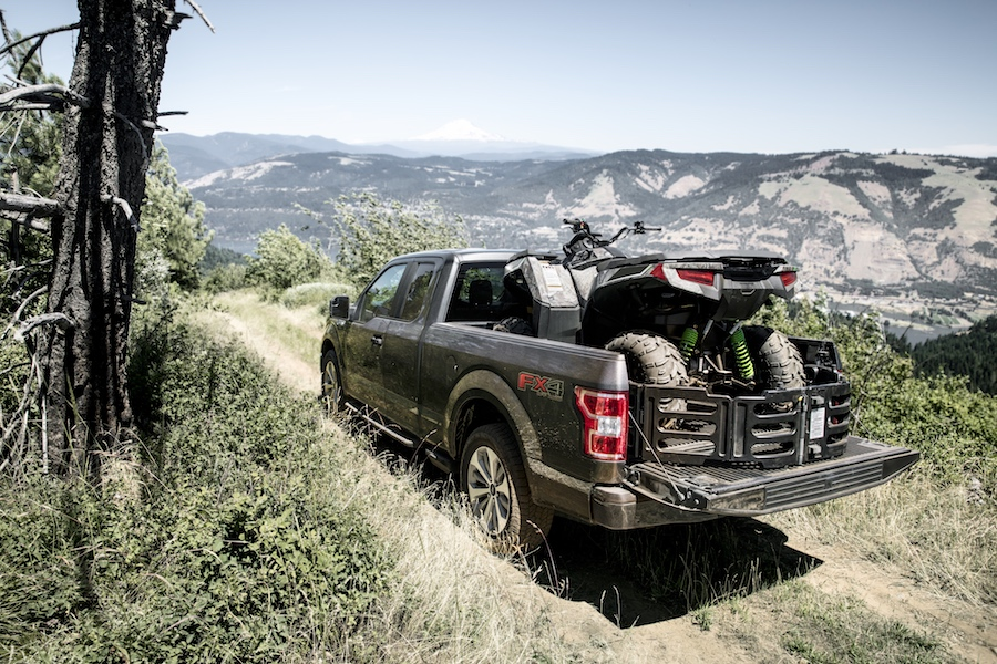 2019 Ford F-150 Payload