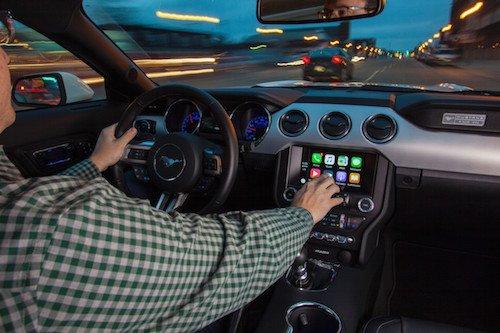 Ford SYNC3 Apple CarPlay