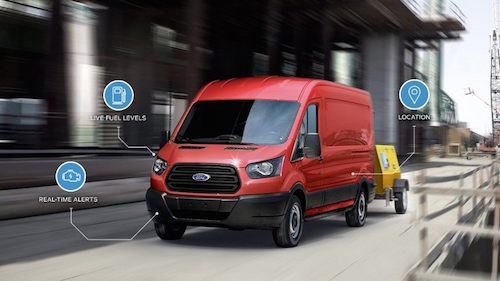 New Ford Data Services Products