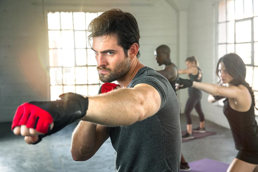 MMA Gym Class