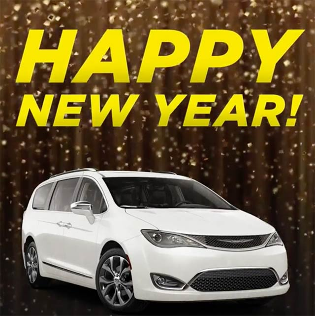 Happy New Year From San Leandro Chrysler Dodge Jeep Ram