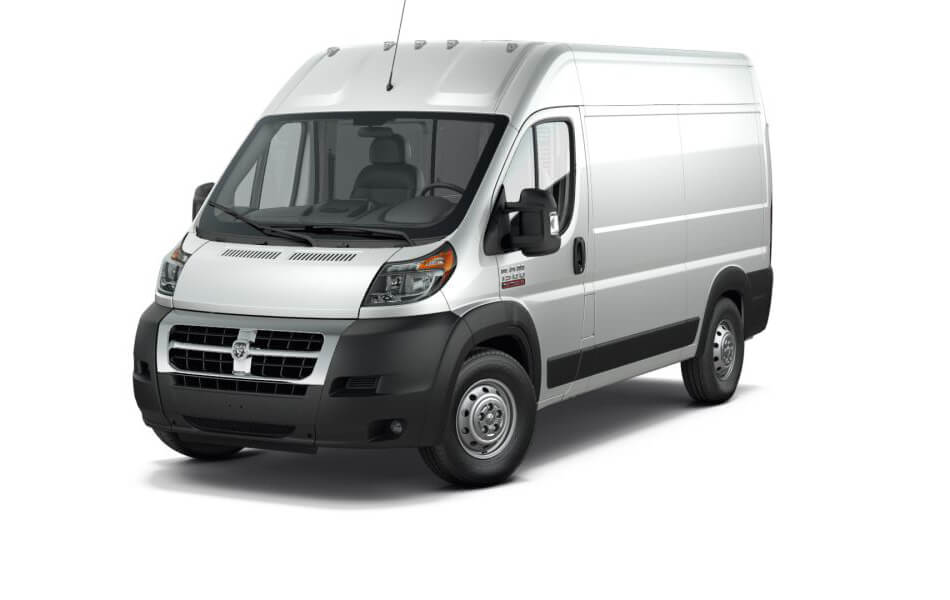 cargo promaster fwd in van inventory extended new ram houston