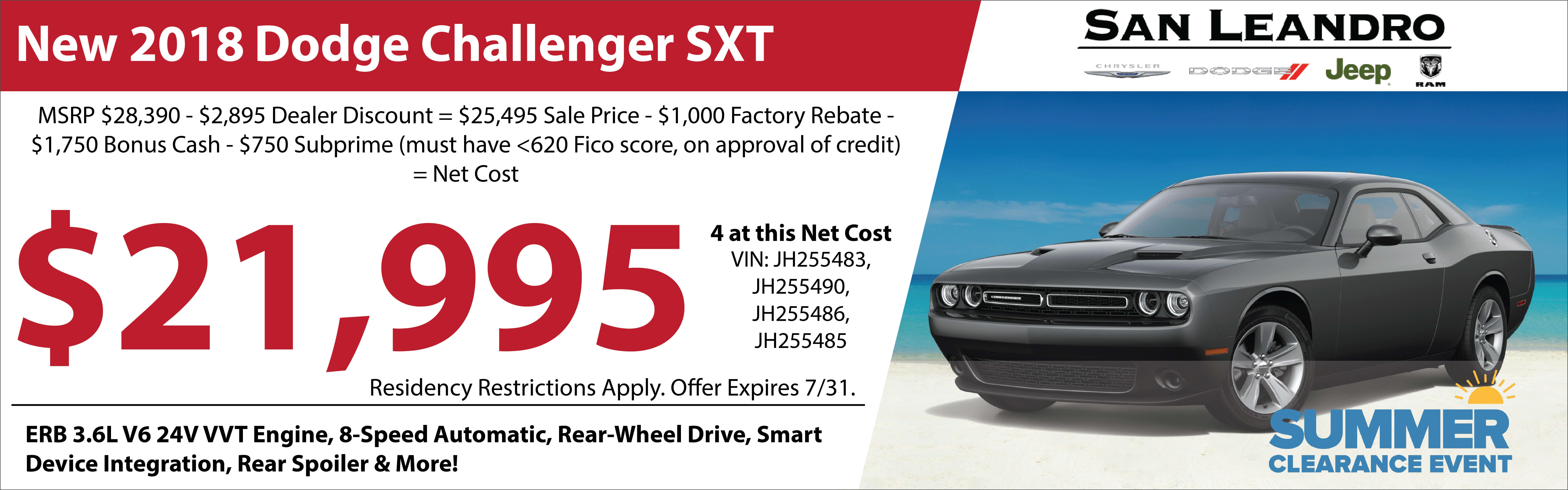 Dodge Dealer San Leandro