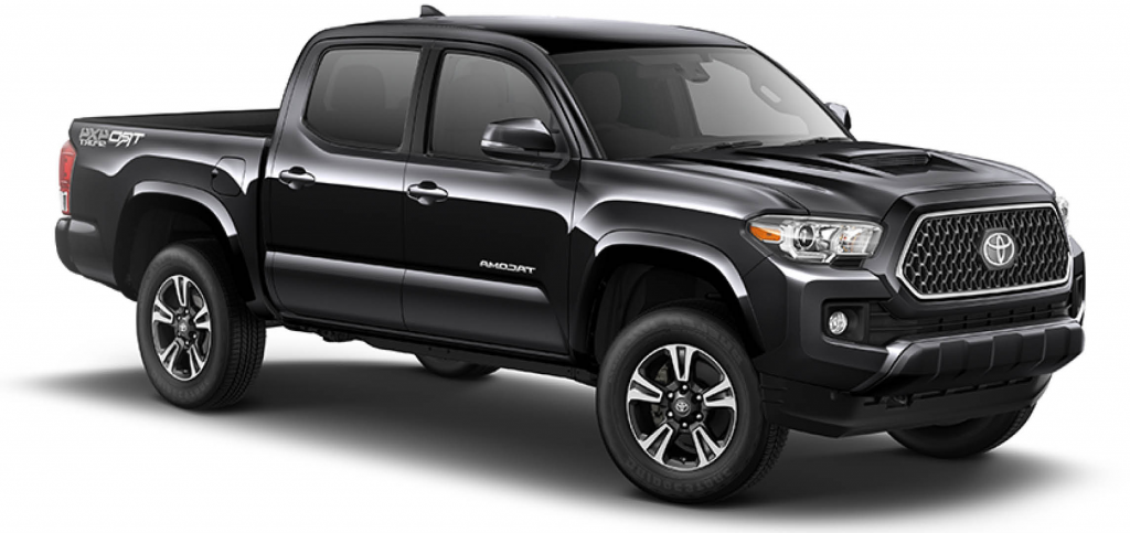 The 2018 Toyota Pick Up Truck Offers Off Roading Capabilities