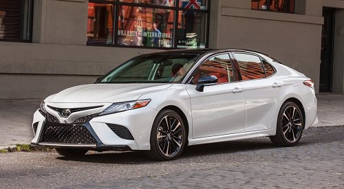 Introducing The 2019 Toyota Camry