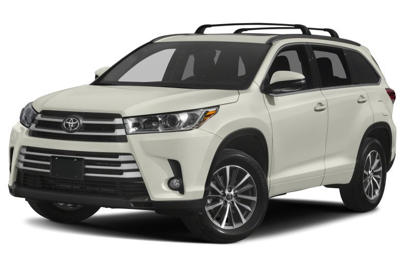 2017 toyota highlander le plus. Black Bedroom Furniture Sets. Home Design Ideas