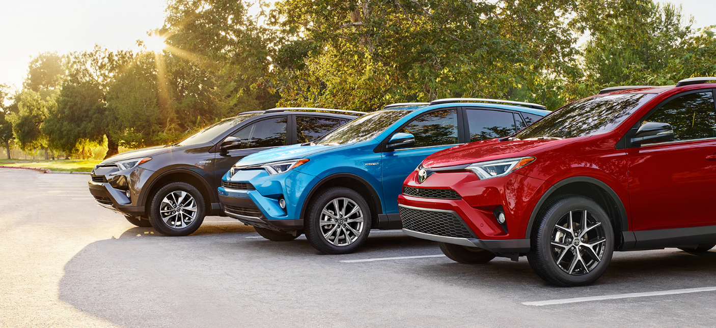 Toyota RAV4 Owners Manual: Summary of the blind spot monitor