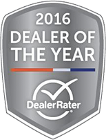 2016 Dealer Rate Award