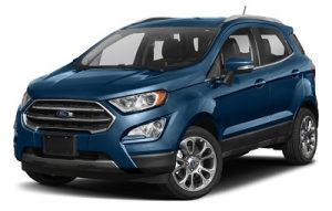 Ford Ecosport Plano Tx Five Star Ford Of Plano