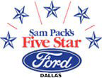 Logo 5starford Dallas