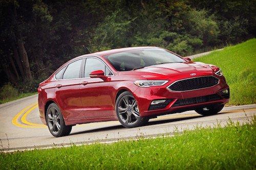 2017 Ford Fusion V6 Sport Richardson Dealer Review
