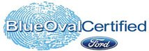 Blue Oval Certified