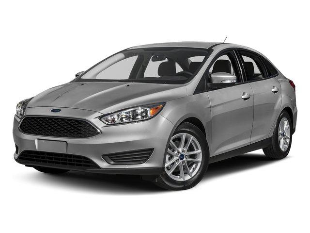 2017 Ford Focus 4DR Sedan SE
