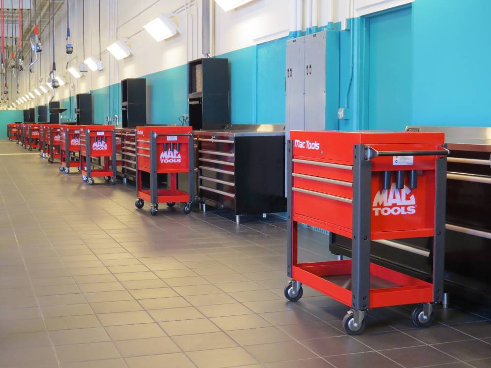 New Tool Boxes