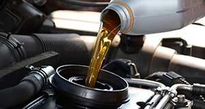 Ford Oil Change