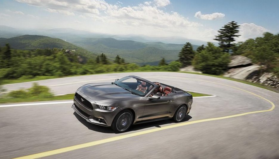 Best Convertible Car For 2015: Ford Mustang Comes Out On Top