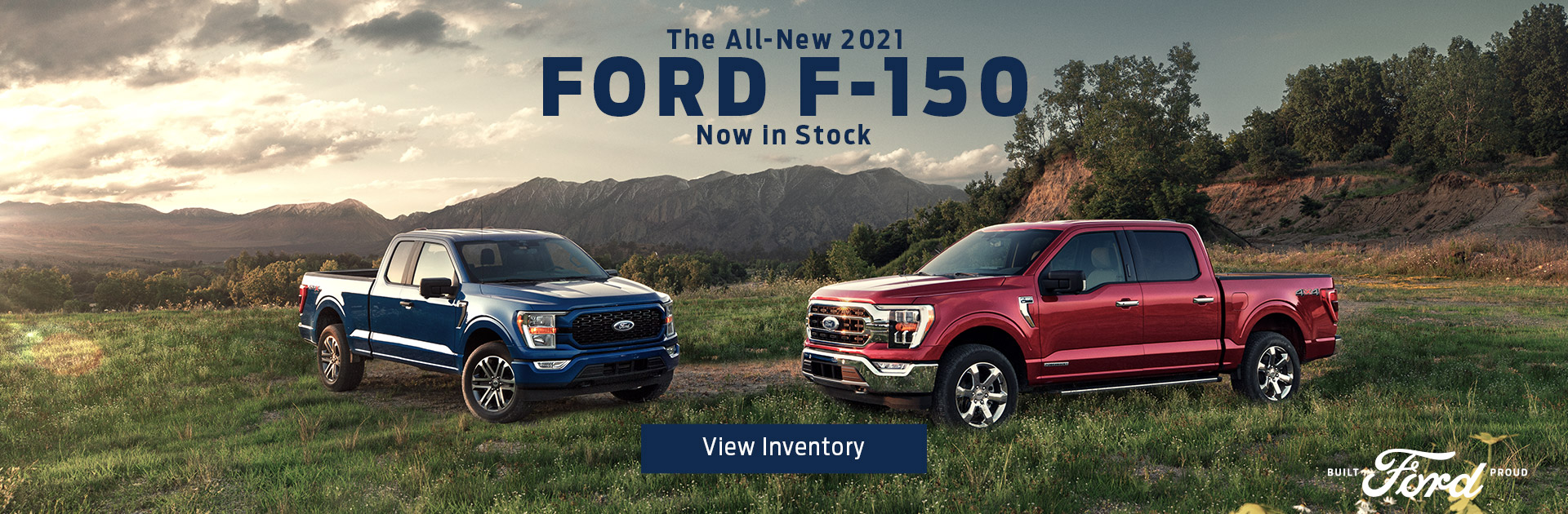 2021 F 150 Now In Stock