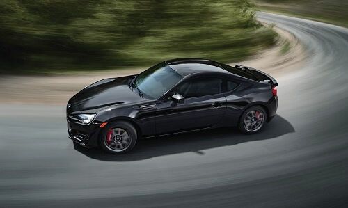 Subaru Adds New Features To 2018 BRZ Sports Car