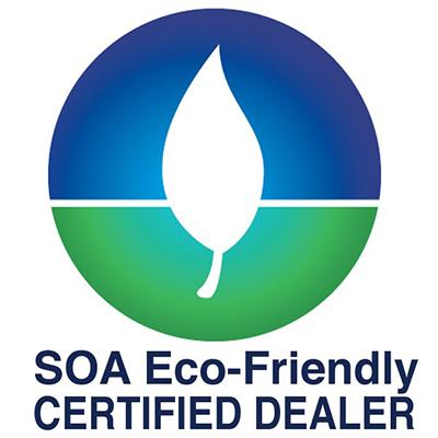 Subaru Eco-Friendly Certified Dealer