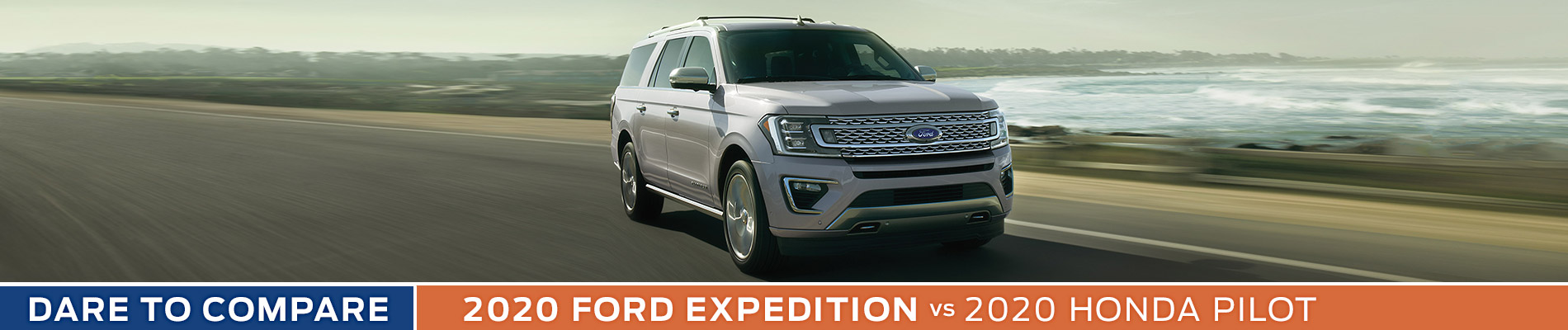 2020 Ford Expedition vs Honda Pilot - Sun State Ford - Orlando, FL