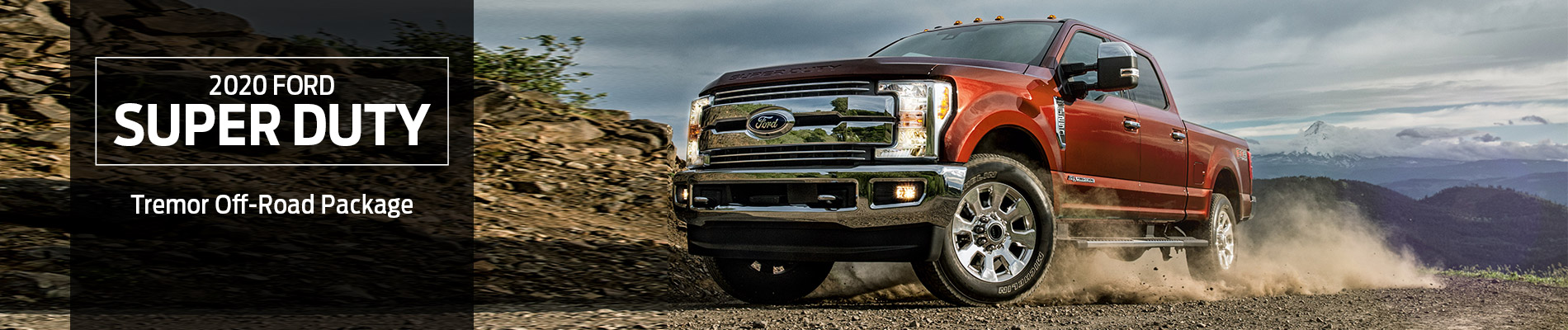 Ford Super Duty Tremor Off-Road Package - Sun State Ford - Orlando, FL