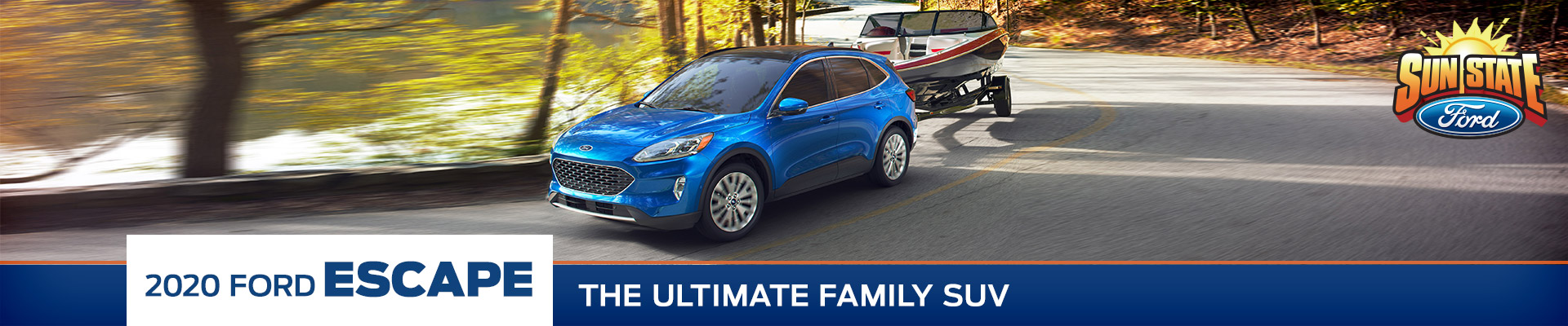 Family-friendly 2020 Ford Escape - Sun State Ford - Orlando, FL
