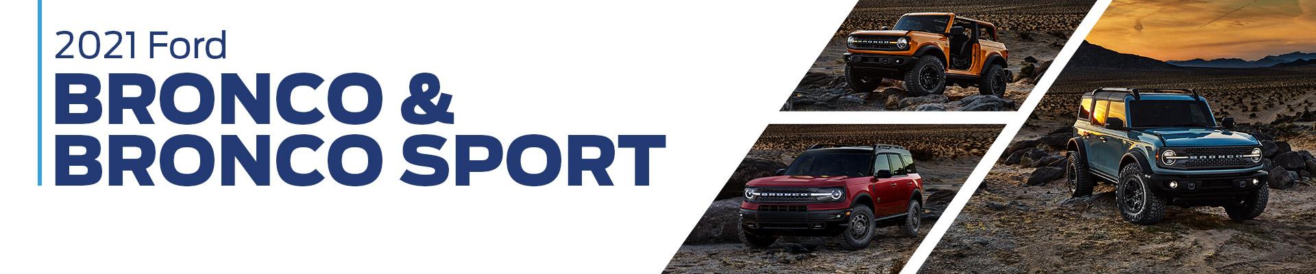 2021 Ford Bronco & Ford Bronco Sport - Sun State Ford - Orlando, FL
