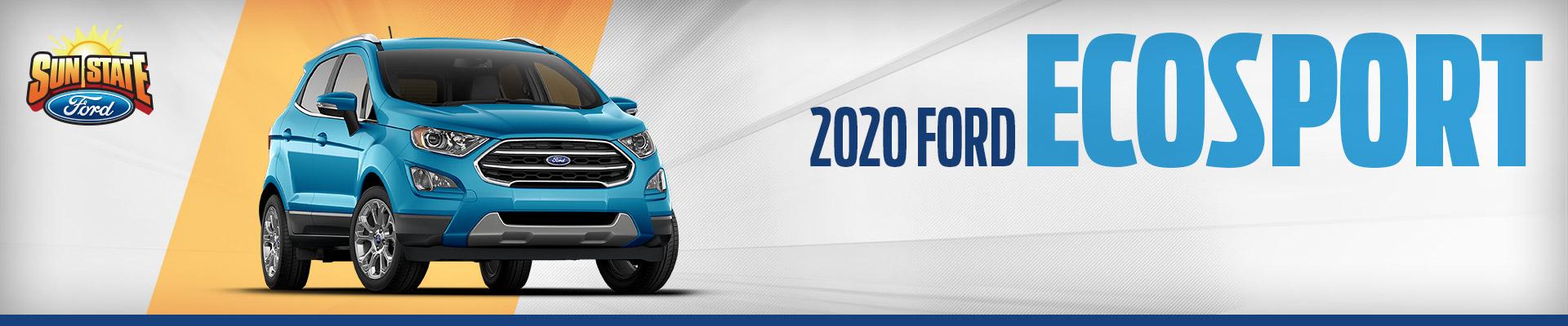 2020 Ford EcoSport - Sun State Ford - Orlando, FL