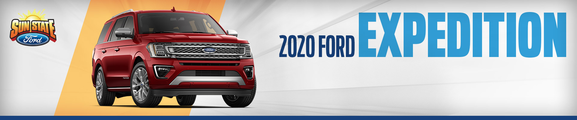 2020 Ford Expedition - Sun State Ford - Orlando, FL