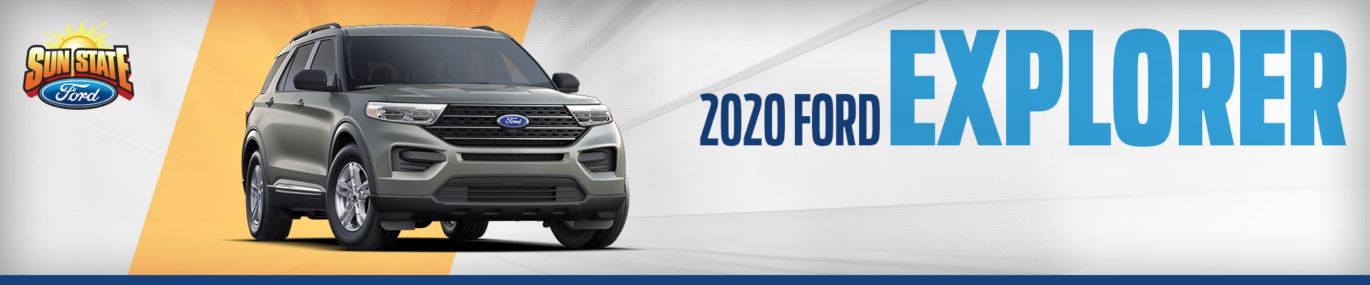 2020 Ford Explorer - Sun State Ford - Orlando, FL