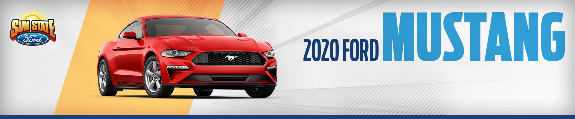 2020 Ford Mustang - Sun State Ford - Orlando, FL