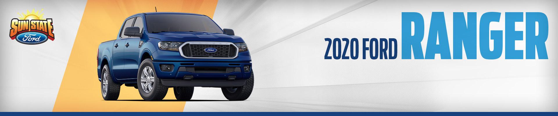 2020 Ford Ranger - Sun State Ford - Orlando, FL