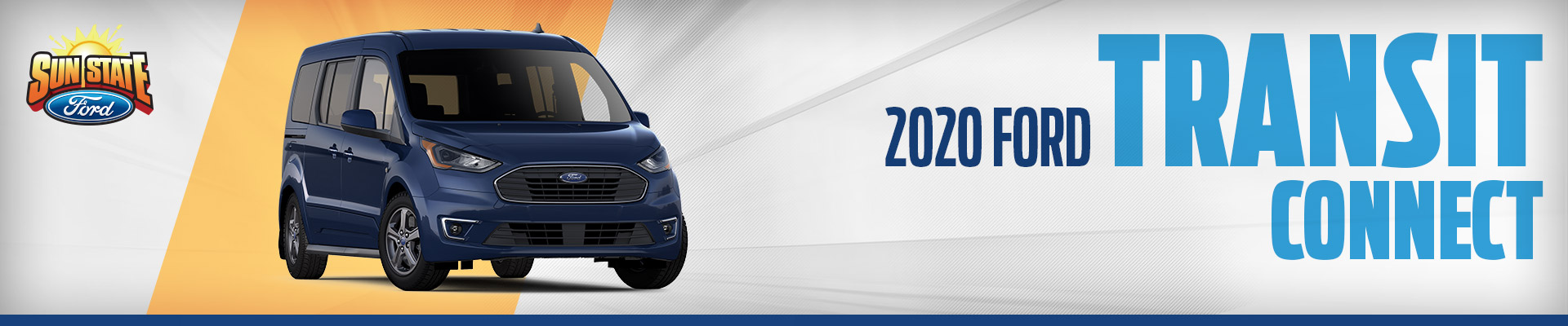 2020 Ford Transit Connect - Sun State Ford - Orlando, FL