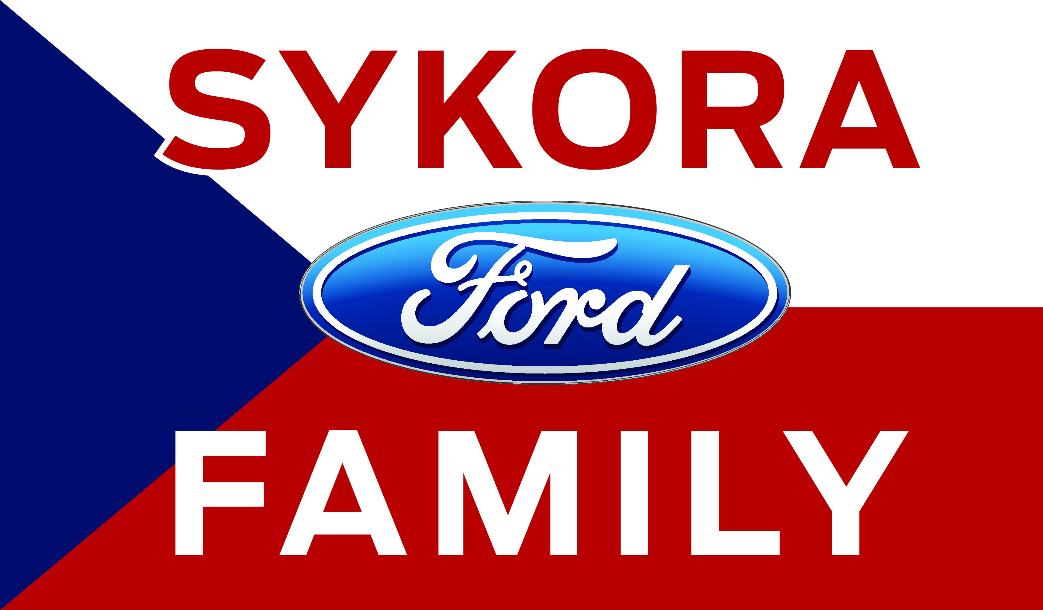 Skykora Family Ford Logo