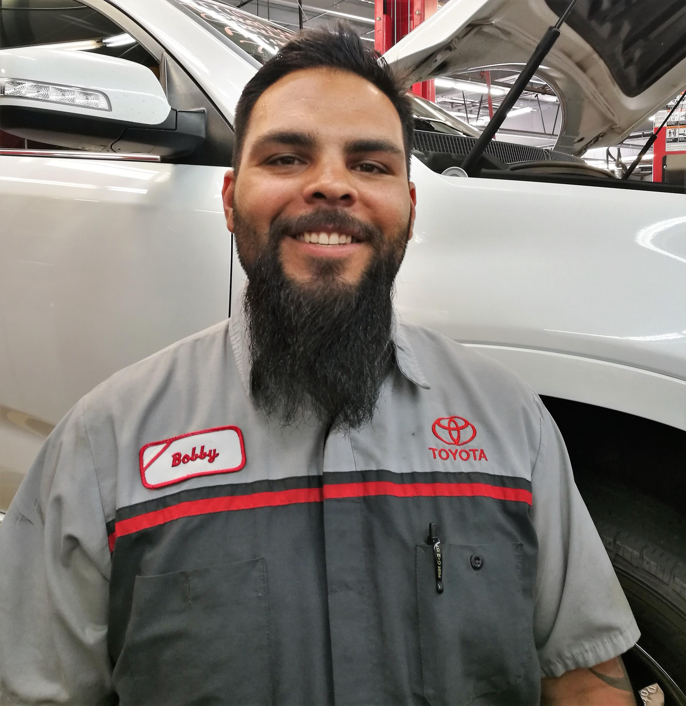 Meet Our Dealership Team Thompsons Toyota