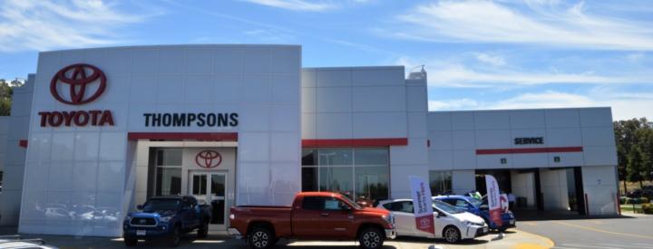 Folsom Lake Toyota >> Thompsons Toyota | Folsom El Dorado Hills & Sacramento Toyota Dealer