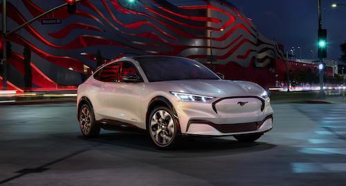 2021 Ford Mustang Mach E Announced Ford Dealer Houston Tx