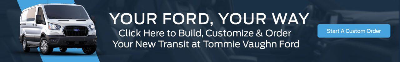 Transit Custom Order