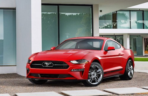 2018 Ford Mustang - Pony Pack