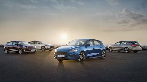 Ford Focus Models