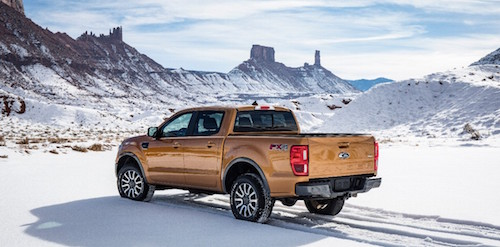 2019 Ford Ranger Now in Production