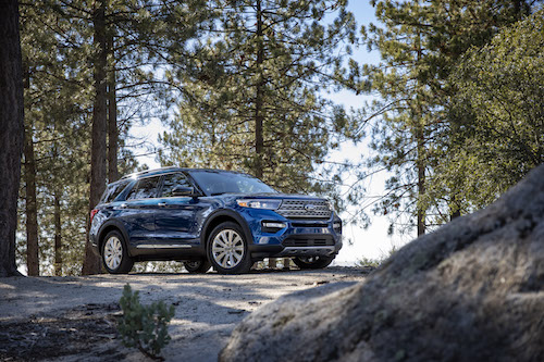 Meet the 2020 Ford Explorer