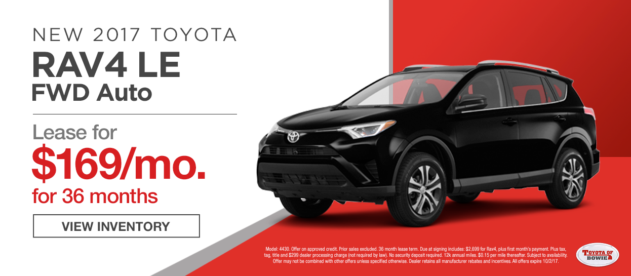 New Toyota Inventory Toyota Of Bowie Autos Post